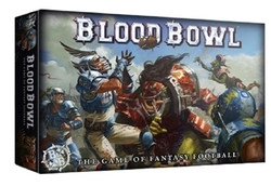 BLOOD BOWL -  BLOOD BOWL - JEU DE PLATEAU (ANGLAIS)