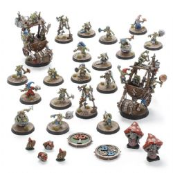 BLOOD BOWL -  CRUD CREEK NOSEPICKERS (ANGLAIS)