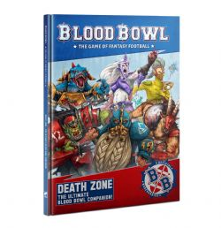 BLOOD BOWL -  DEATH ZONE (ANGLAIS)