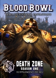 BLOOD BOWL -  DEATH ZONE SEASON ONE - SUPPLÉMENT DE JEU (FRANCAIS)
