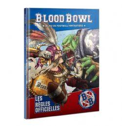 BLOOD BOWL -  LIVRE DE RÈGLES (FRANÇAIS)