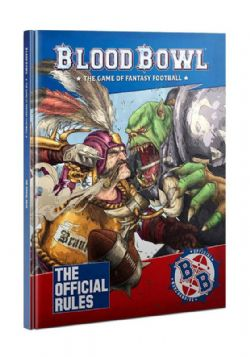 BLOOD BOWL -  RULEBOOK (ANGLAIS)