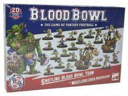 BLOOD BOWL -  SNOTLING (ANGLAIS)