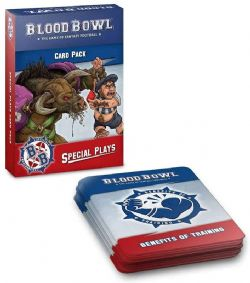 BLOOD BOWL -  SPECIAL PLAYS CARDS (ANGLAIS)