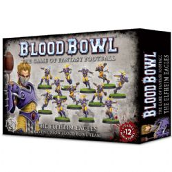 BLOOD BOWL -  THE ELFHEIM EAGLES - ELVEN UNION BLOOD BOWL TEAM