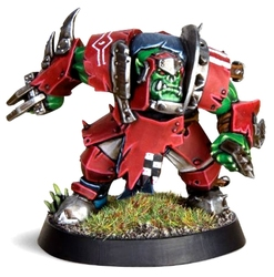 BLOOD BOWL -  THE GOUGED EYE