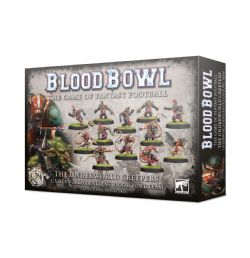 BLOOD BOWL -  THE UNDERWORLD CREEPERS (ANGLAIS)