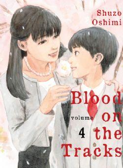 BLOOD ON TRACKS -  BLOOD ON TRACKS GN 04