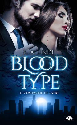 BLOOD TYPE -  COMPAGNE DE SANG 01