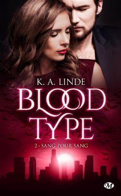BLOOD TYPE -  SANG POUR SANG 02