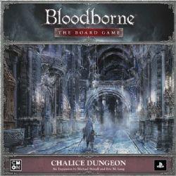 BLOODBORNE : THE BOARD GAME -  BASE GAME + CHALICE DUNGEON + BLOOD MOON BOX + MERGO'S LOFT (ANGLAIS) -  KICKSTARTER EXCLUSIF