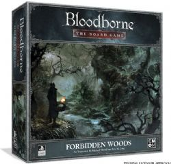 BLOODBORNE : THE BOARD GAME -  FORBIDDEN WOODS (ANGLAIS)