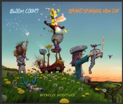 BLOOM COUNTY -  BRAND SPANKING NEW DAY TP