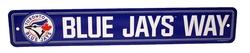 BLUE JAYS DE TORONTO -  AFFICHE DE RUE