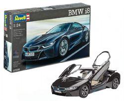 BMW -  BMW I8 1/24 (NIVEAU 3 - MOYEN)