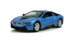 BMW -  I8 COUPE 1/24 - BLEU