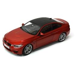 BMW -  M4 COUPE 1/18 - ORANGE