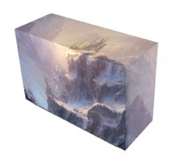 BOÎTE EN PLASTIQUE -  MTG - DOUBLE DECKBOX - VAST (200)