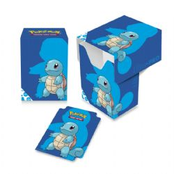 BOÎTE EN PLASTIQUE -  POKEMON DECK BOX STARTERS CARAPUCE