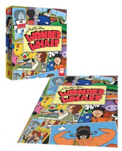 BOB'S BURGERS PUZZLE -  GREETINGS FROM WONDER WHARF (1000 PIÈCES)