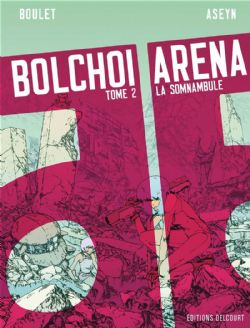 BOLCHOI ARENA -  LA SOMNAMBULE 02