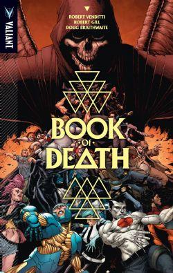 BOOK OF DEATH -  LIVRE USAGÉ - BOOK OF DEATH TP (ANGLAIS)