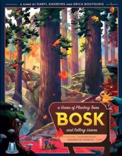 BOSK (ANGLAIS)
