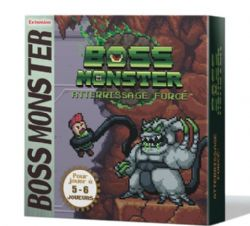 BOSS MONSTER -  ATTERRISSAGE FORCÉ (FRANCAIS)