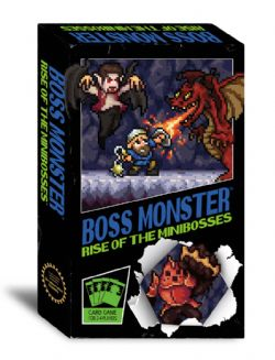 BOSS MONSTER -  RISE OF THE MINIBOSSES (ANGLAIS)