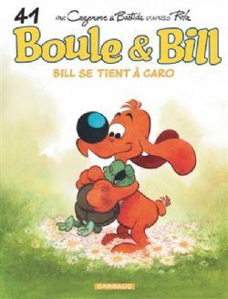 BOULE ET BILL -  BILL SE TIENT À CARO 41