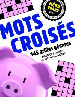 BRAVO! -  MOTS CROISÉS -  MEGA GRAND