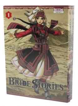 BRIDE STORIES -  MANGAS USAGÉS - TOME 01 ET 02 (V.F.)