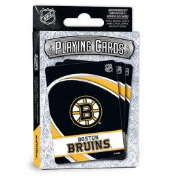 BRUINS DE BOSTON -  CARTES À JOUER