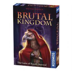 BRUTAL KINGDOM -  JEU DE BASE (ANGLAIS)