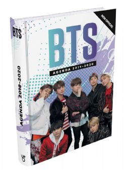 BTS -  AGENDA BTS NON OFFICIEL  EDITION 2019-2020