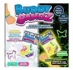 BUDDY BANDZ -  BRACELETS A COLLECTIONNER