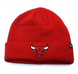 BULLS DE CHICAGO -  TUQUE À POMPOM