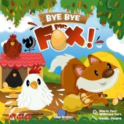 BYE BYE MR. FOX (MULTILINGUE)