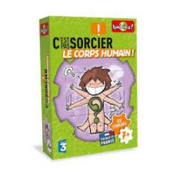 C'EST PAS SORCIER -  LE CORPS HUMAIN! (FRANÇAIS)
