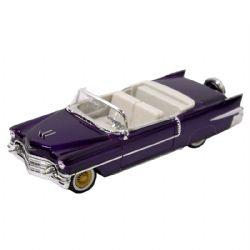 CADILLAC -  ELVIS - ELDORADO 1956 1/24 - VIOLET -  HOLLYWOOD RIDES
