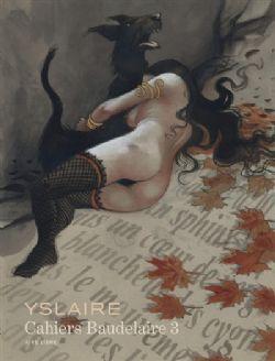 CAHIER BAUDELAIRE -  (TIRAGE LIMITÉ & NUMÉROTÉ) 03