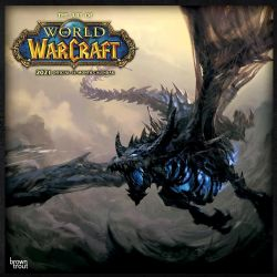 CALENDRIER 2021 -  16 MOIS -  WORLD OF WARCRAFT