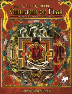 CALL OF CTHULHU -  THE CHILDREN OF FEAR 1920 CAMPAIGN ACROSS ASIA (ANGLAIS)