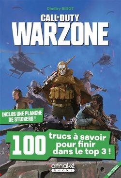 CALL OF DUTY -  100 TRUCS À SAVOIR POUR FINIR DANS LE TOP 3 ! - AVEC UNE PLANCHE DE STICKERS ! -  CALL OF DUTY WARZONE