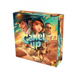 CAMEL UP -  JEU DE BASE (MULTILINGUE) -  2E EDITION