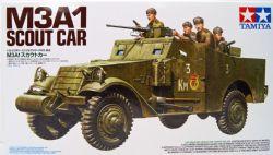 CAMIONS -  M3A1 SCOUT CAR - 1/35