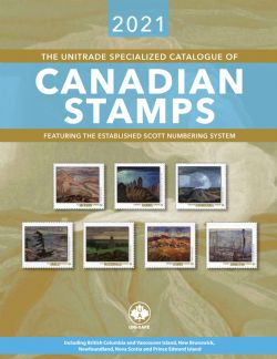 CANADA -  2021 UNITRADE SPECIALIZED CATALOGUE OF CANADIAN STAMPS