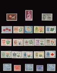 CANADA -  ANNÉE COMPLÈTE 1964, 23 TIMBRES NEUFS