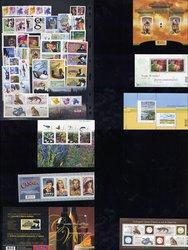 CANADA -  ANNÉE COMPLÈTE 2006, 76 TIMBRES NEUFS