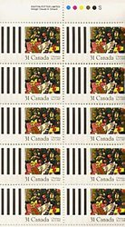 CANADA -  CARNET #1151A (BK95) - CADEAUX SOUS L'ARBRE